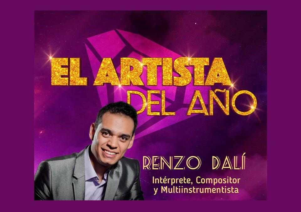 Renzo Dalí, El artista del año
