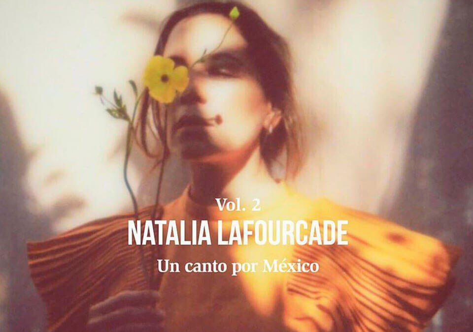 """Natalia Lafourcade lanza su nuevo álbum """"Un Canto por México"""" / Foto: Instagram @natalialafourcade"""