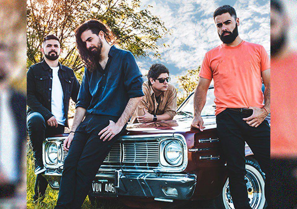 """ALTER lanza su cuarto single titulado """"Fuerza Intensa"""" con videoclip incluido / Foto: Difusión"""
