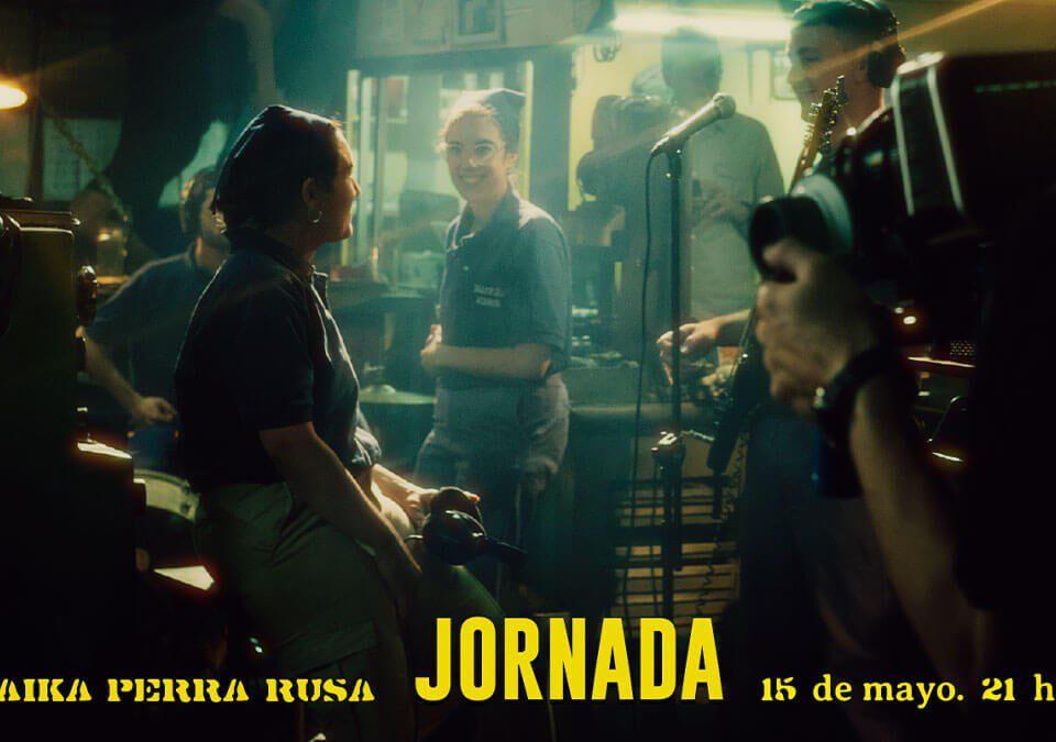 "Laika Perra Rusa presenta ""Jornada"" / Foto: Difusión"