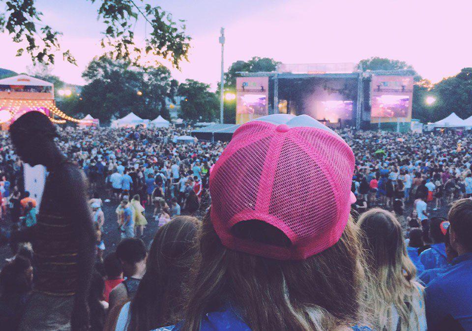 Festival música electrónica