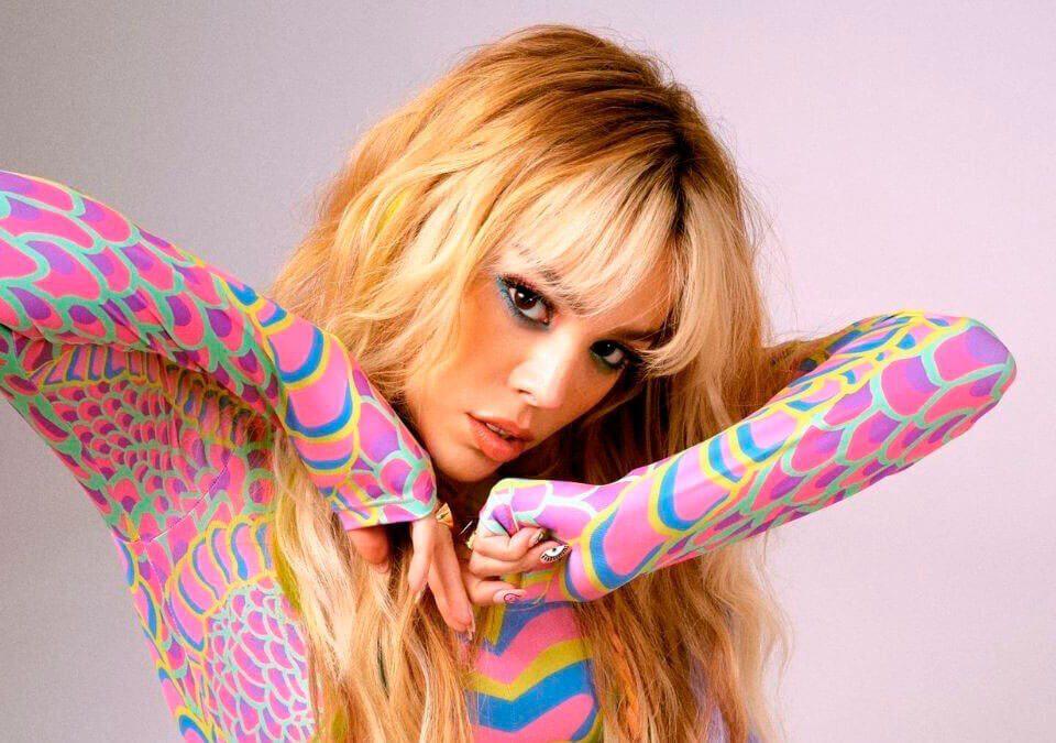 """Danna Paola empieza una nueva etapa con el lanzamiento de nuevo sencillo """"Mía"""" / Foto: Universal Music Group"""