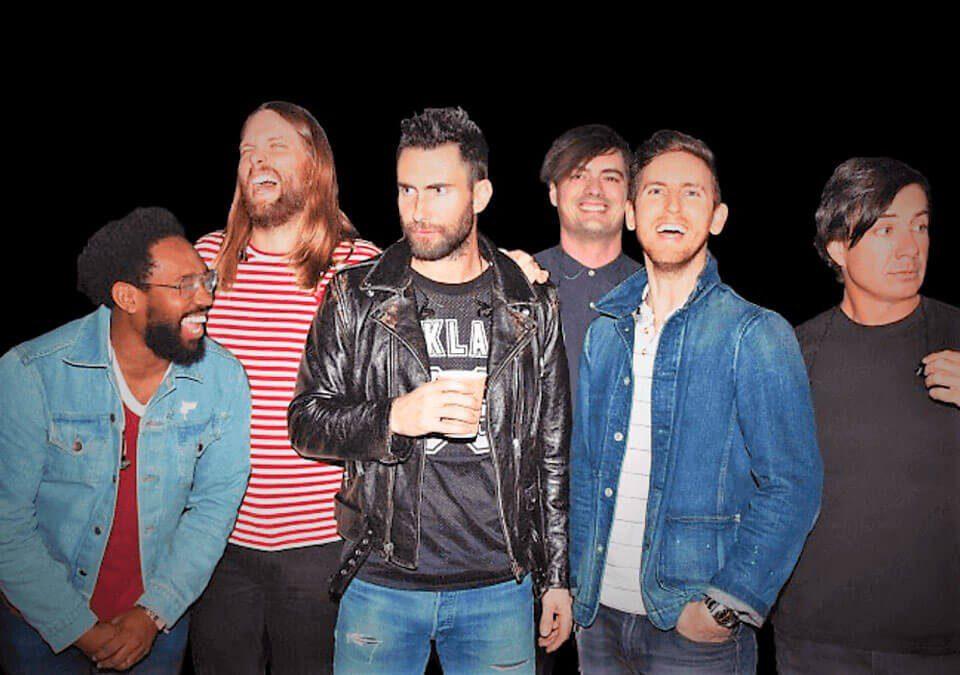 "Maroon 5 estrena su séptimo álbum ""Jordi"" / Foto: Travis Schneider"
