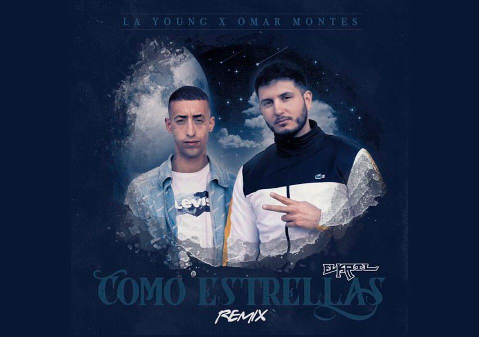 LA YOUNG, Omar Montes, El Krtl 'Como Estrellas'