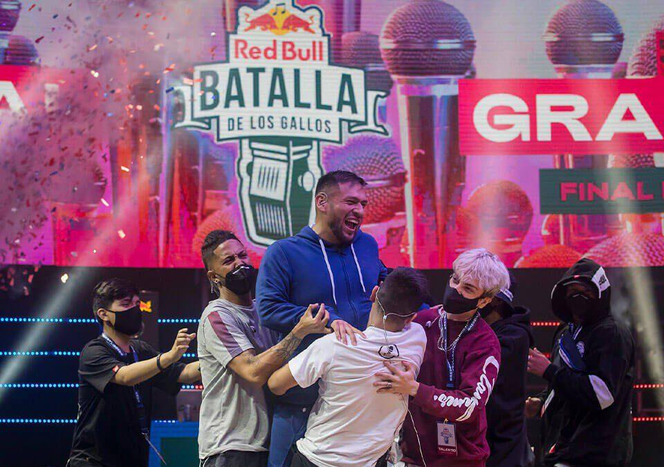 Stick campeón / Foto: Red Bull Conten Pool