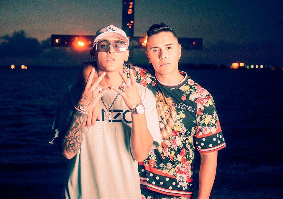 """Joey Montana y Kevin Roldan se unen en su más reciente sencillo """"A Veces"""". Foto: Universal Music Group"""