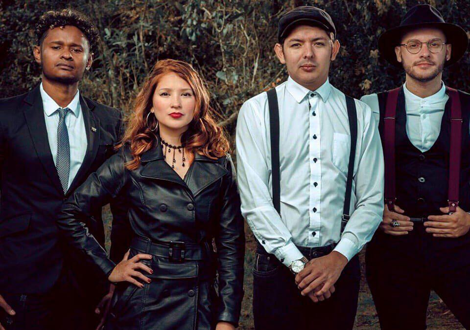 'Sangre derramada', el nuevo video de la prometedora banda de ska colombiana Ciudad Skafandra.