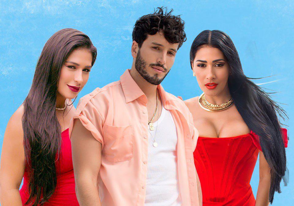 """Simone & Simaria se unen al astro colombiano Sebastián Yatra para interpretar un tema en portuñol titulado """"No Llores Más"""" / Foto: Universal Music Group"""