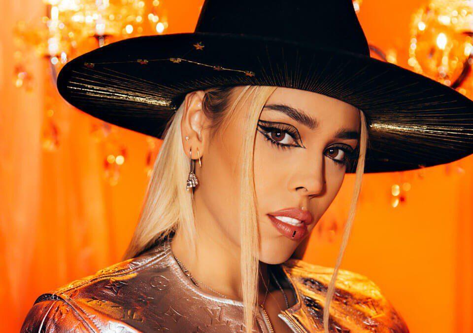 "Danna Paola estrena su nuevo sencillo ""Kaprichosa"" / Foto: Universal Music Group"