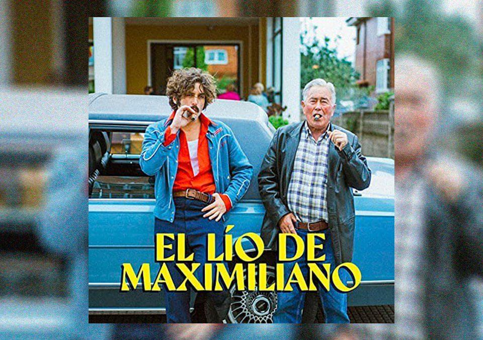 EL LÍO DE MAXIMILIANO, primer EP de Maximiliano Calvo