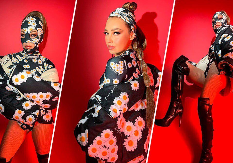 Thalía se viste de MANCANDY para celebrar sus inicios / Fotos: Difusión