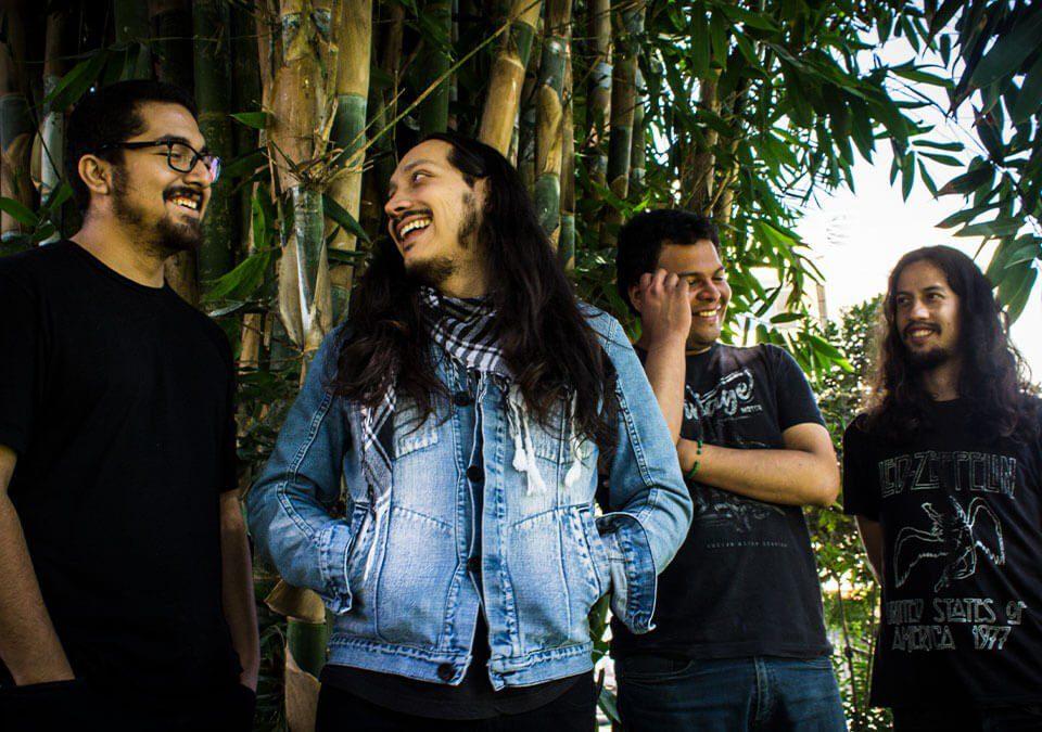 """La banda de rock peruana Abstracta presenta """"Sueñas Escapar"""""""