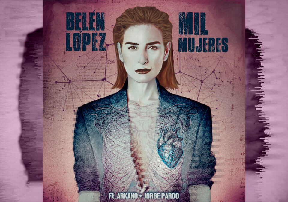 "Belén López presenta ""Mil Mujeres"""