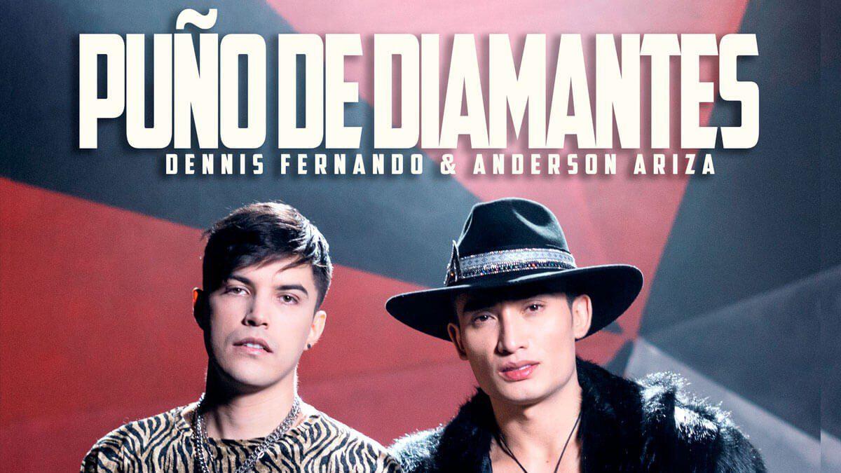 """Dennis Fernando y Anderson Ariza presentan """"Puño De Diamantes"""""""