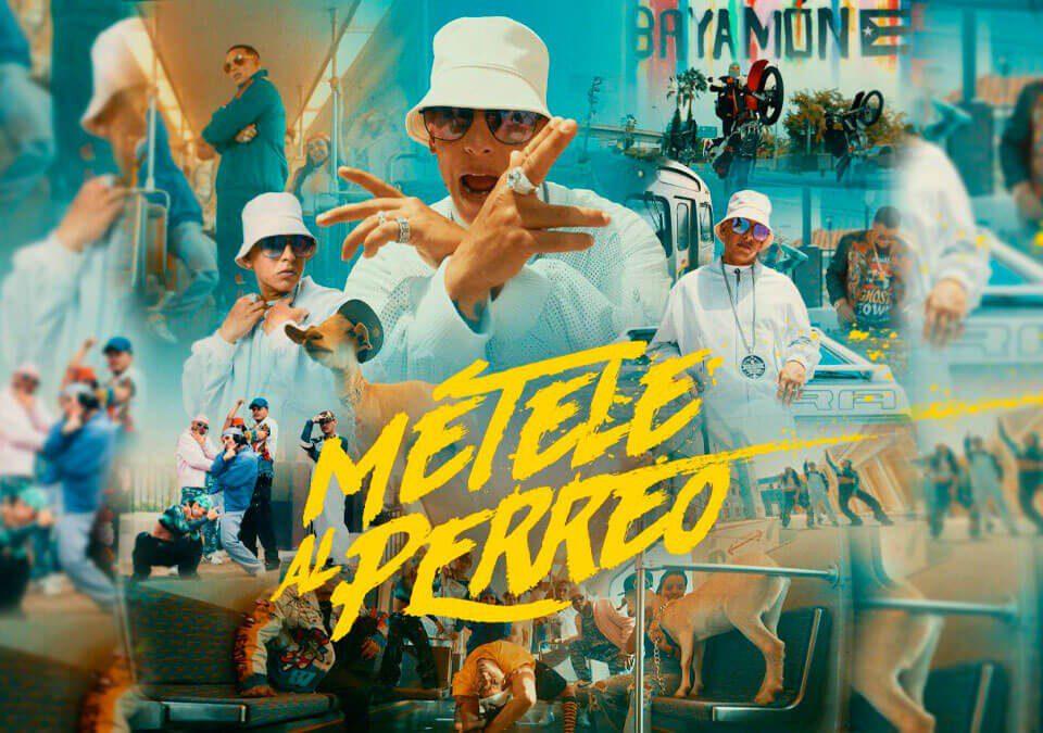 """Daddy Yankee lanza su nuevo sencillo """"MÉTELE AL PERREO"""""""