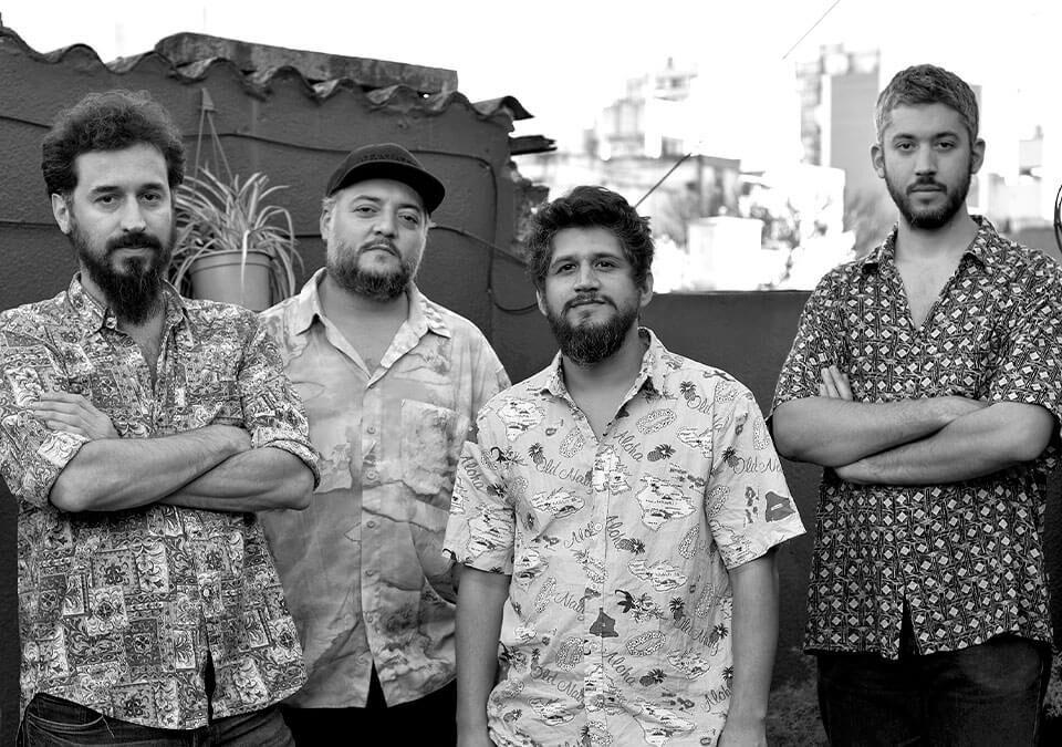 Sancocho Stereo Capítulo 4: Días de Blues es el nuevo EP de la banda argentina, Los Espíritus
