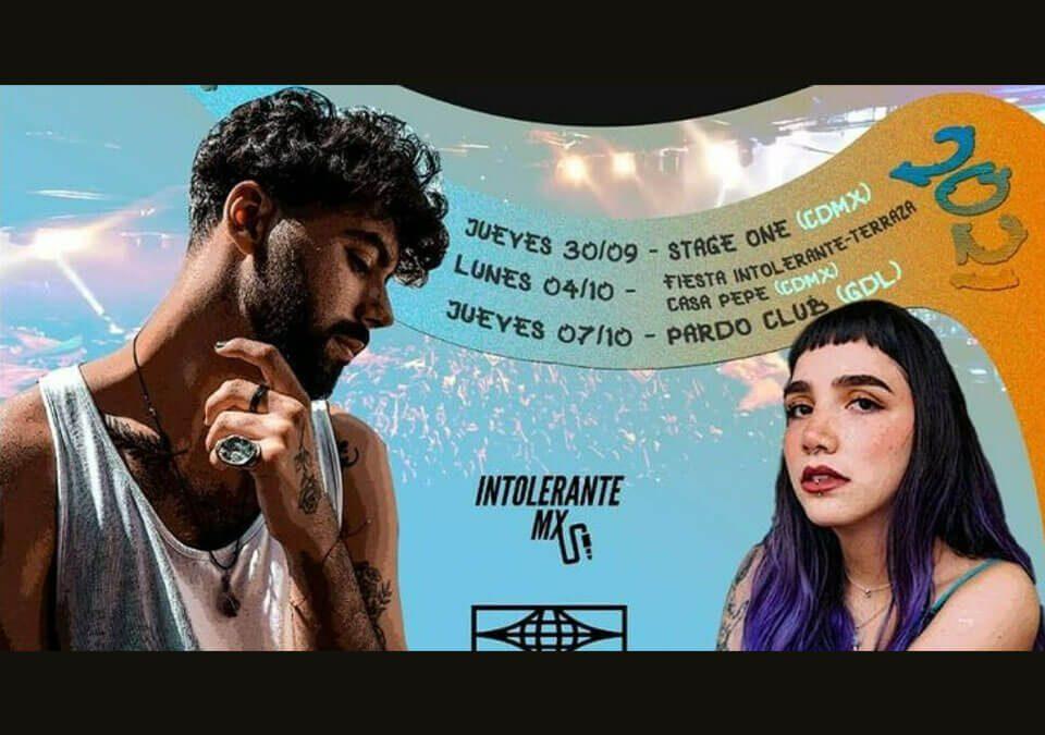 Naïa Valdez y Gianluca Zanelatto se unen en gira por México