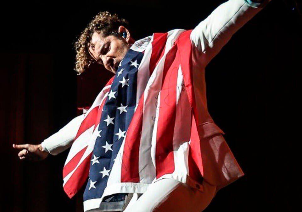 """David Bisbal inicia su gira """"En tus planes"""" USA 2021. / Foto: @iamjohnparra"""