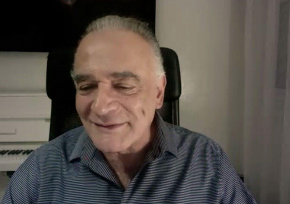 "Eduardo Parra, fundador de ""Los Jaivas"""