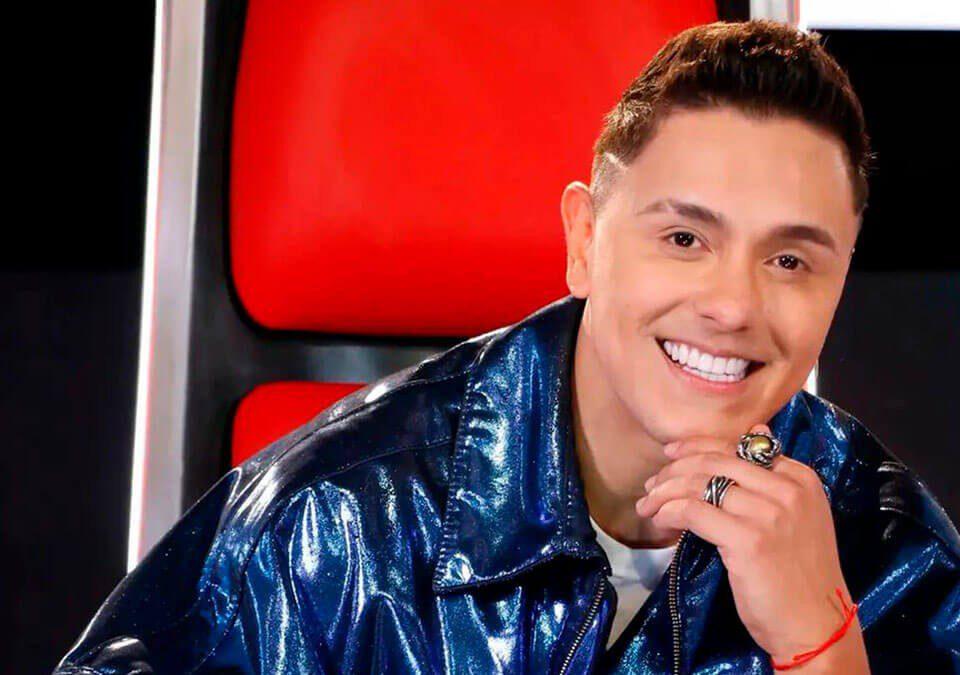 """El artista panameño Joey Montana es el nuevo entrenador del programa """"La Voz Kids"""" Perú. / Foto: @lavozperuoficial"""